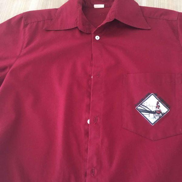 Camisa oficial dels Castellers de Tortosa
